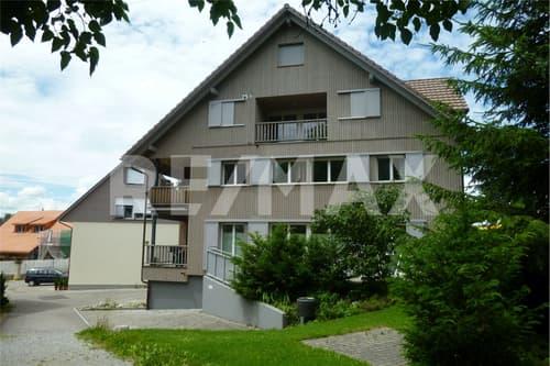 Moderne 3.5 Zimmer-Wohnung in Thurgauer Landgemeinde