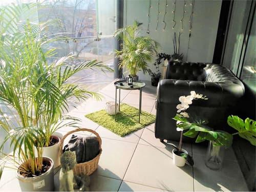Moderno appartamento arredato con terrazza