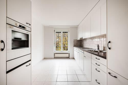 charmante Wohnung mit Sicht ins Grüne!