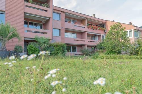 3.5-Zimmer-Eigentumswohnung an zentraler Lage in Heimberg