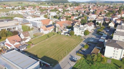 Bauland an attraktiver Lage in der beliebten Gemeinde Kerzers