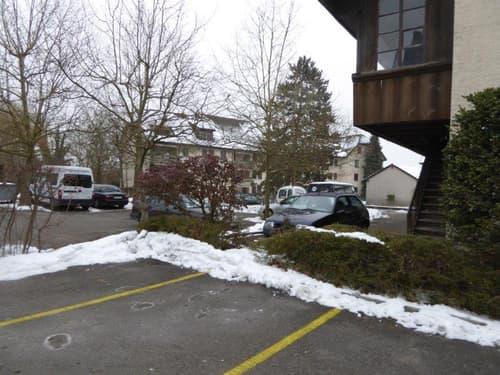 Erlinsbach, Gösgerstrasse 1 - Parkplätze zu vermieten!