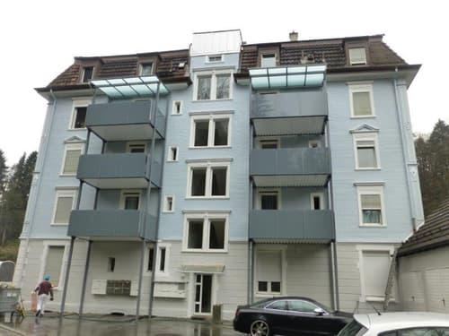 Wunderschöne renovierte 2-Zimmerwohnung mit Balkon zu vermieten