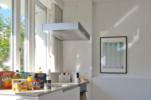Urbanes Wohnen im Business Apartment Sihlhof
