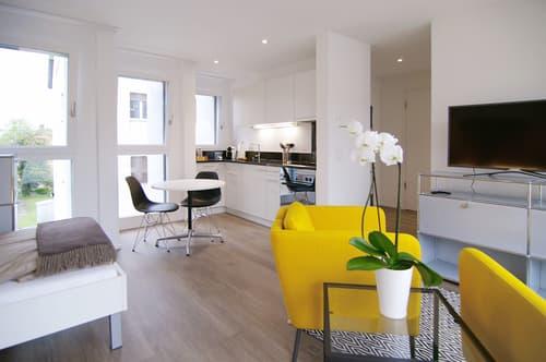 Hochwertig möbliertes Business Apartment, fully furnished!