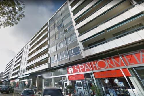 Arcade commerciale - Rue de Lausanne 139, 1202 Genève