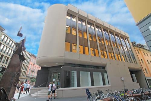 Nel cuore di Bellinzona, Office Center-ideale per uffici e studi medici