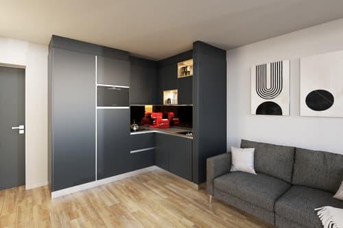 City Pop - un appartement 2.5 pour se sentir toujours comme chez soi