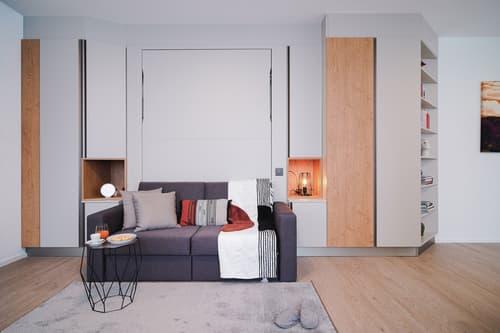City Pop - Furnished Apartment in Zurich-Altstetten (1)