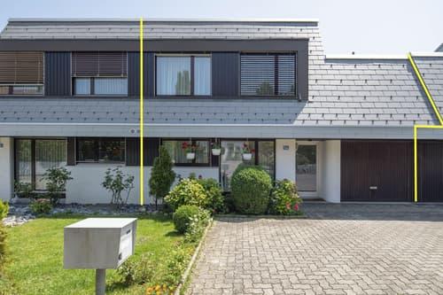 Umfassend renoviertes Haus an guter Lage