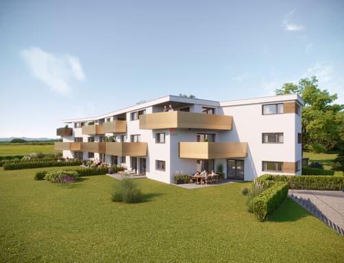 """Projet """"Le Galicet"""" - 15 appartements de standing"""