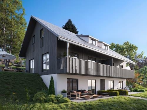 Doppeleinfamilienhaus in Buchberg