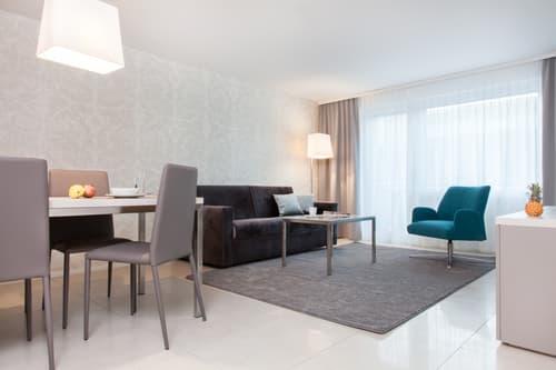Furnished 1-bedroom Apartment in Zurich / Möbliertes 2-Zimmer Apartment in Zürich - Lindenstrasse