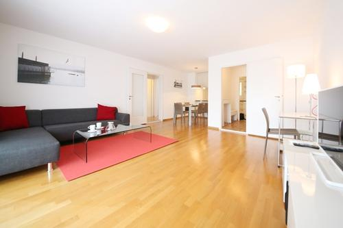 Furnished 2-bedroom Apartment / Möbliertes 3-Zimmer Apartment - amazing view over Zurich (1)