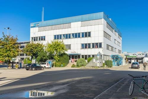 2'000m2 Büro- und Gewerbefläche zu verkaufen