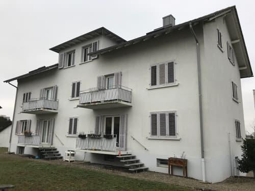 Charmante 4 Zimmerwohnung in Lenzburg