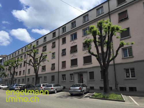 3 Zimmer-Wohnung / Appartement de 3 pièces