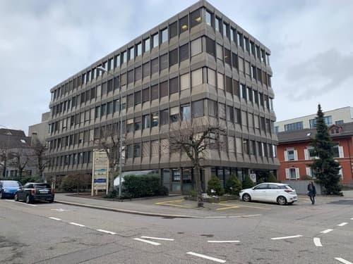 Büroräume - Jurahof - Olten