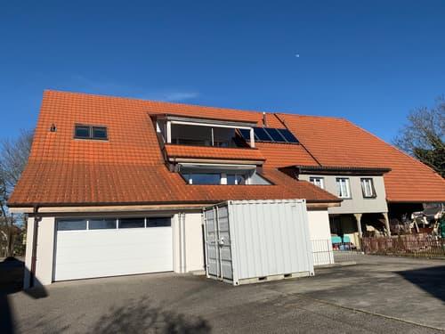 Grosszügige Wohnung an ruhiger Lage mit optionaler Gewärbefläche