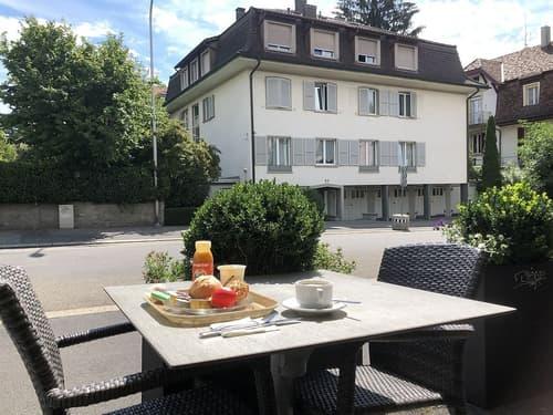 12 kürzlich sanierte Stadtwohnungen möbliert ab Fr. 1'550.00 im Richard's House Kirchenfeld
