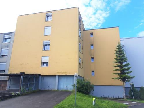 3.5 Zimmerwohnung EG links