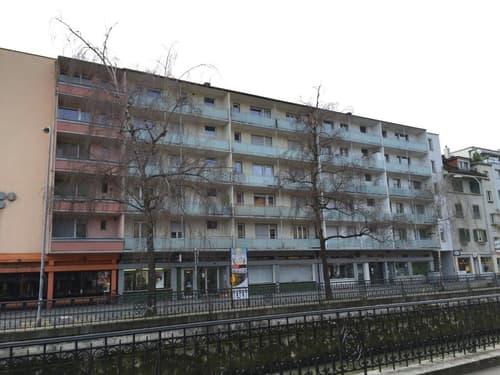 Sanierte 2-Zimmerwohnungen, 2. Stock