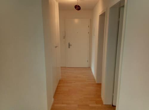 neu renovierte 5 1/2-Zimmerwohnung im Parterre