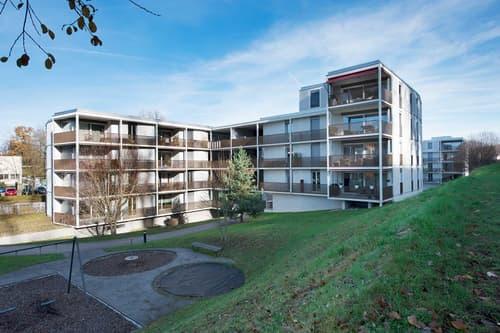 grosse 2.5- Zimmerwohnung in Burgdorf - ideal für Singles oder Paare