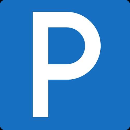 Aussenparkplatz in Gebenstorf