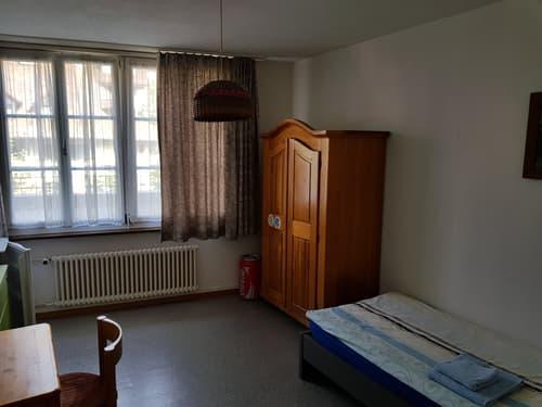 Schönes, Möbliertes Zimmer am Rande der Lenzburger Altstadt