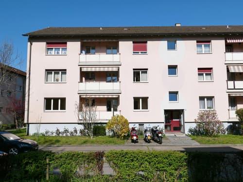 Grosszügige, gepflegte 3-Zimmerwohnung mit zwei Terrassen ...