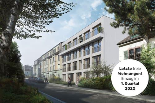 2.5 Zimmer Eigentumswohnung Neubauprojekt SH3