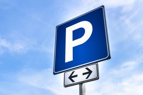 Aussenparkplätze per sofort zu vermieten!