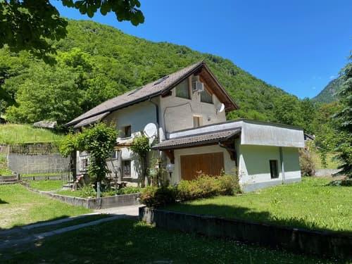 Casa di vacanza vicino al fiume - rif. 567