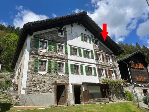 Affascinante casa ticinese ammobiliata vicino a Carì - rif. 590