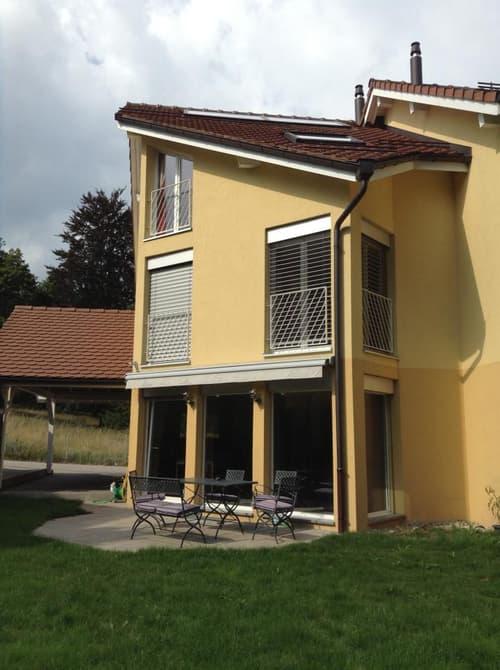 A louer chambre meublée dans plusieurs villas en face de l'EHL