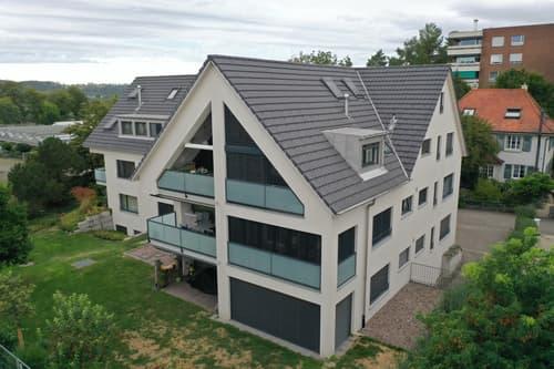 Moderne Dachwohnung in Arlesheim