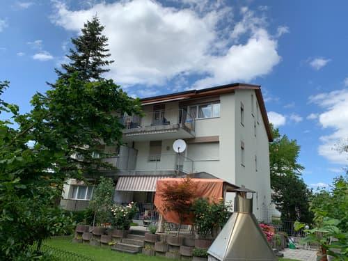 Zentralgelegene 4.5-Zimmer-Maisonettewohnung mit Einstellhallenplatz