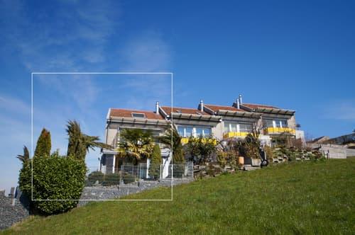 5 .5 Zimmer Eck-Haus mit Wintergarten und herrlichem Blick auf den Pilatus