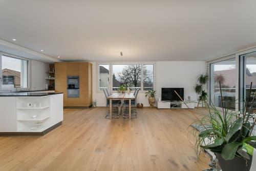 Moderne und hochwertige 3.5-Zimmer-Wohnung von Romano & Christen