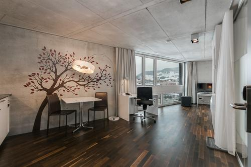 Modernes Serviced-Apartment - Urbanes Wohnen mit Hotelkomfort