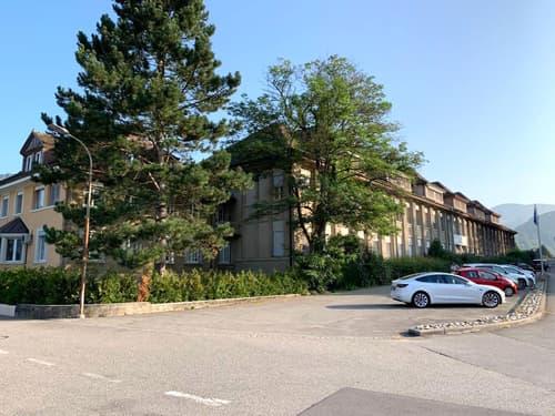 Kleine und grosse Büroflächen stehen Ihnen ab sofort im Zentrum von Balsthal zur Verfügung!