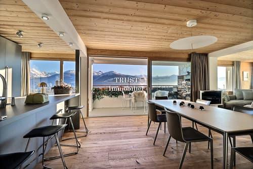 Magnifique appartement, Ski In / Ski Out