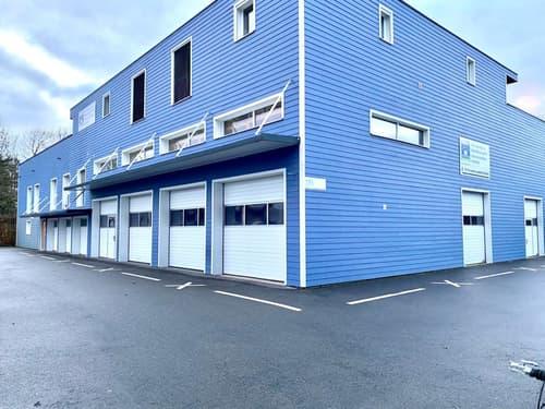 Bâtiment et bureaux à vendre à Pampigny