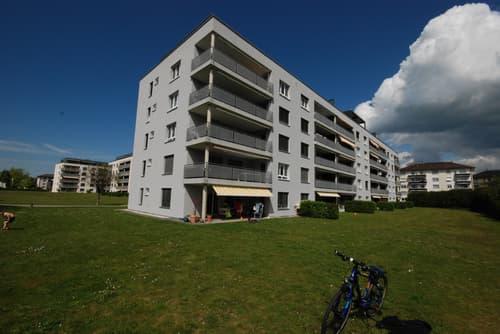 A Bulle appartement de 3.5 pièces de 94 m2 au 1er étage d'un immeuble