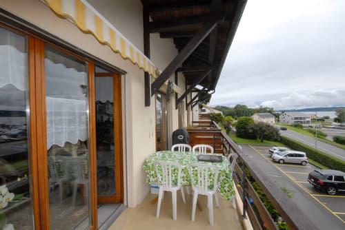 A vendre à Vallamand-Dessous, duplex de 5.5 pièces de 135 m2