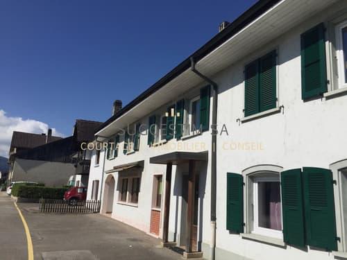 Immeuble locatif de rendement dans le canton du Jura