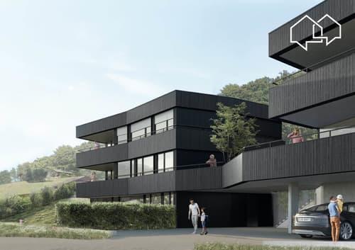 """Magnifique nouveau projet """"Au Bois d'Amont"""""""