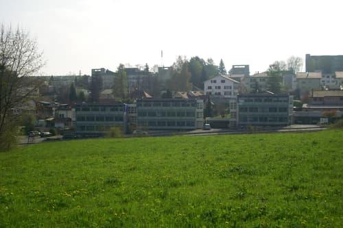 Bureaux de 124, 243 et 252 m2 à Granges-Paccot/Fribourg