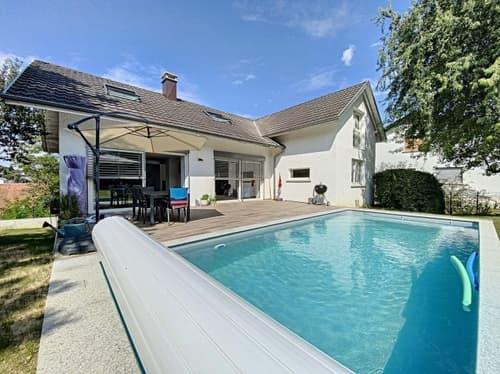 Hegenheim Maison de 188 m² avec piscine sur 9,05 ares